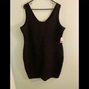 ***New w/tags Forever 21+ black dress sz 3X
